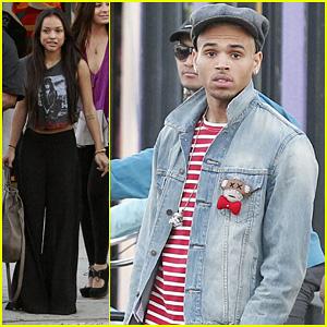 Chris Brown: Suru Stop with Karrueche Tran!