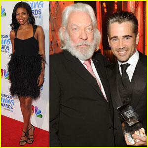 Colin Farrell: American Giving Awards Honoree!