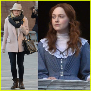 Dakota Fanning: Hats Off to a Day Off