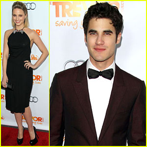 Did darren criss dating diana agron pictures