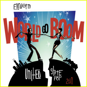 DJ Earworm: United States of Pop 2011 (World Go Boom)!