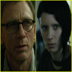 Daniel Craig & Rooney Mara: 8-Minute 'Dragon Tattoo' Trailer!