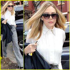 Elizabeth Olsen: 'Live! With Kelly' Interview!