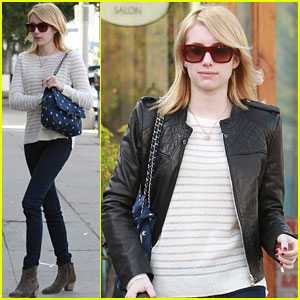 Emma Roberts: Christmas Present Envy!