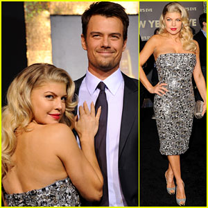 Fergie & Josh Duhamel: 'New Year's Eve' Duo!