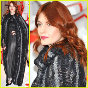 Florence Welch: Harrods Winter Sale!