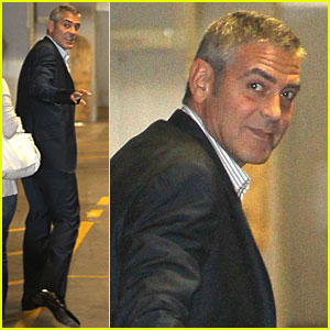 George Clooney: Leadership Conference in Australia!