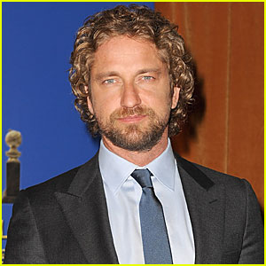 Gerard Butler Recovering After Surfing Incident
