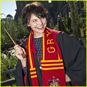 Ginnifer Goodwin: Wizarding Woman!