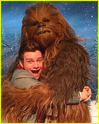 Chewbacca: Glee's Newest Guest Star!