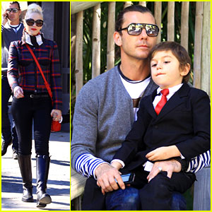 Gwen Stefani: Christmas Eve at the Zoo!