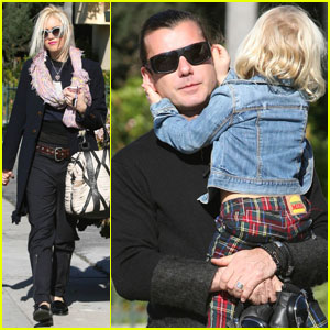 Gwen Stefani: Gavin Rossdale Is An Amazing Cook!