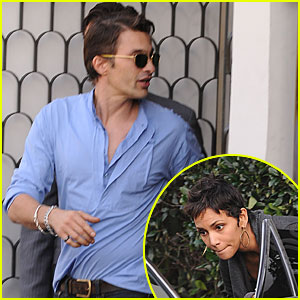 Halle Berry & Olivier Martinez: Lunch Bunch