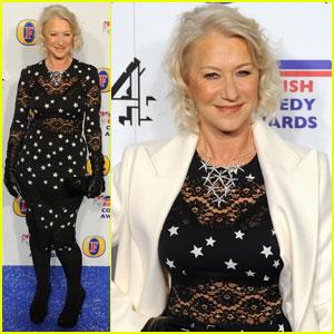 Helen Mirren: British Comedy Awards 2011!