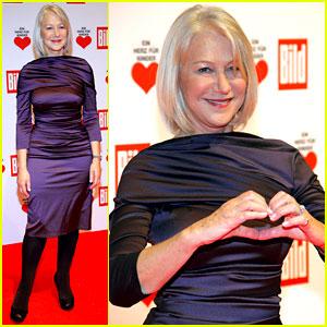 Helen Mirren: Ein Herz Fuer Kinder Gala