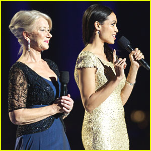 Helen Mirren: Nobel Peace Prize Concert in Norway!