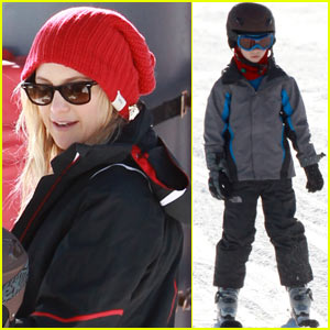 Kate Hudson: Aspen Adventure!