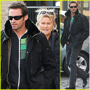 Hugh Jackman: Monday Shopping Spree!
