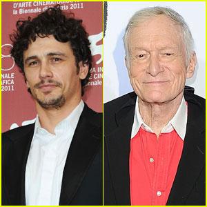 James Franco Playing Hugh Hefner in Linda Lovelace Biopic?