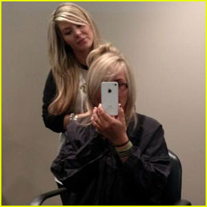 Jamie Lynn Spears: New Hairdo!