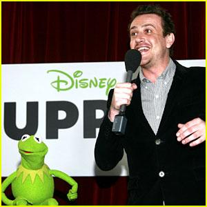 Jason Segel: 'Muppets' Sydney Premiere!