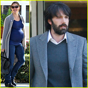 Jennifer Garner: Christmas Shopping with Ben Affleck!