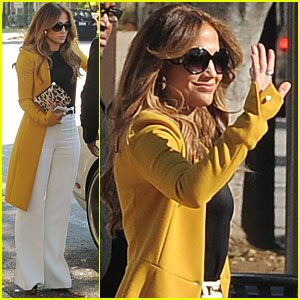 Jennifer Lopez: 'American Idol' Hollywood Week Auditions!