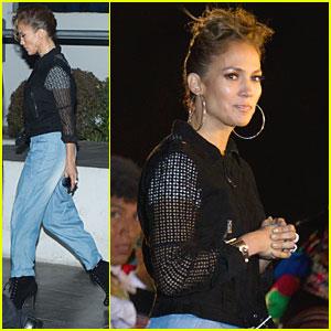 Jennifer Lopez: Late Night in Lima