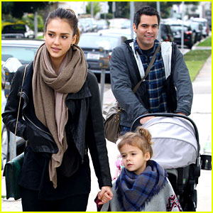 Jessica Alba: 'Honor is the Best Big Sister'