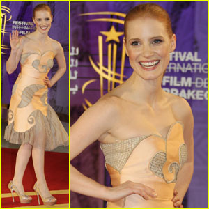 Jessica Chastain: Marrakech Film Festival Closing Ceremony!