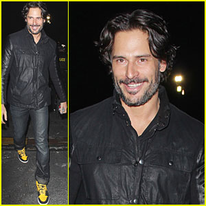 Joe Manganiello: Guns N' Roses Concert!