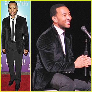 John Legend: Alvin Ailey's Opening Night Gala!