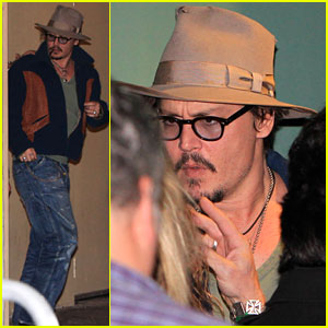 Johnny Depp Almost Had a Cameo in 'Hugo'