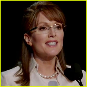 Julianne Moore as Sarah Palin -- FIRST LOOK!