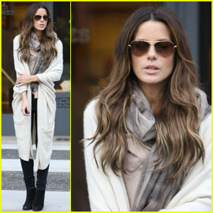 Kate Beckinsale: Action Roles Are An 'Incredible Opportunity'