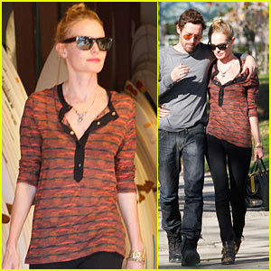 Kate Bosworth & Michael Polish: Los Angeles Lovers