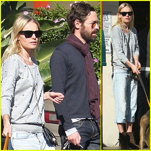 Kate Bosworth & Michael Polish: Big Fans of Lana Del Rey!