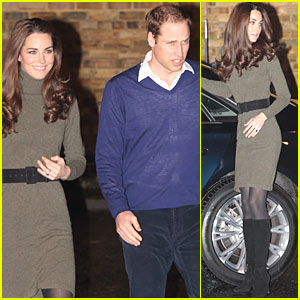 Prince William & Duchess Kate: Centrepoint Charity Visit!