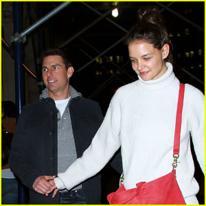 Katie Holmes Encouraged Tom Cruise to Do 'Rock of Ages'