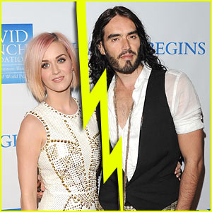 Katy Perry: Divorce from Russell Brand!
