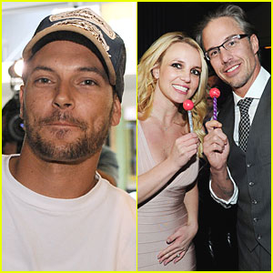Kevin Federline 'Really Happy' for Britney Spears