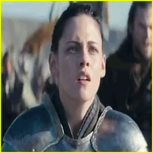Kristen Stewart: 'Snow White & the Huntsman' Foreign Trailer