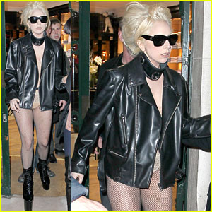 Lady Gaga: Do Something's Most Charitable Celebrity!