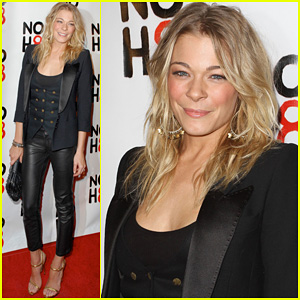 LeAnn Rimes: NOH8's 3 Year Anniversary Celebration!