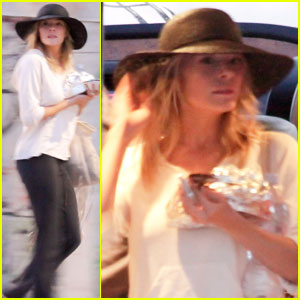 LeAnn Rimes: Yacht Ride With Eddie Cibrian!