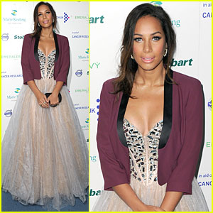 Leona Lewis: Emeralds & Ivy Ball!