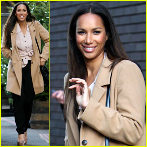 Leona Lewis: 'X Factor' Performance!