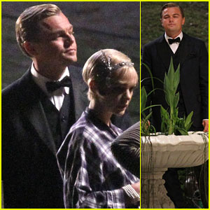 Leonardo DiCaprio: Having A Great Time with 'Gatsby'