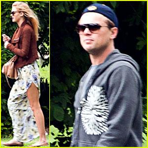 Leonardo DiCaprio & Erin Heatherton: Sydney Sightseers!