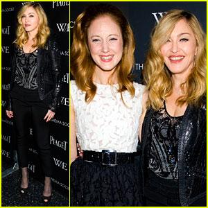 Madonna: 'W.E.' Screening with Andrea Riseborough!